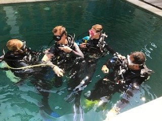 Rescue course Dragond ive komodo